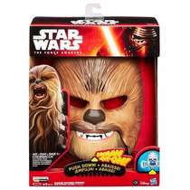 Máscara Eletrônica Star Wars Som Do Chewbacca Hasbro B3226