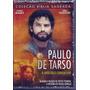 Dvd Paulo De Tarso - Coleção Bíblia Sagrada | Filme Dublado