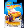 Hot Wheels Submarino Amarelo Beatles