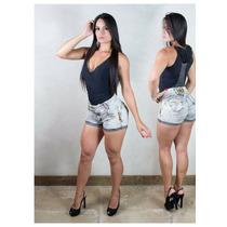 Shorts Rhero Original Com Bojo Degrade Preto