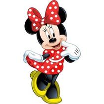 50 Toppers Especiais Da Minnie Vermelha