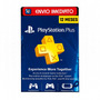 Cartão Playstation Psn Plus Americano 12 Meses Ps3 Ps4
