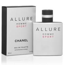Chanel Allure Homme Sport Masc. Eau De Toilette 100ml