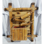Artesanato Em Bambú - Cascata Com Bomba D