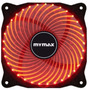 Fan Cooler 120mm Mymax Storm2 Led Vermelho P/ Gabinete