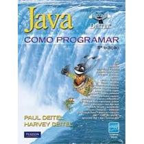Java Como Programar - 8ª Edição - Deitel