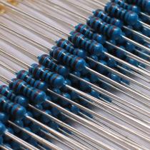 Kit 100 * Resistores De Precisão 1% 1/4 W Escolha 10 Valores
