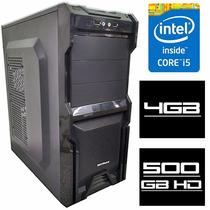 Cpu Pc Intel Core I5 3470 4gb Hd 500 C/ Garantia