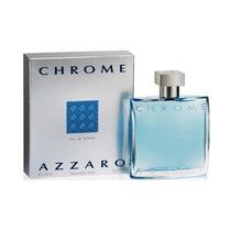 Perfume Azzaro Chrome Masculino 50ml Eau De Toilete Original