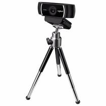 Webcam Logitech C922  Hd Pro Full Hd 1080p Com Tripé C920