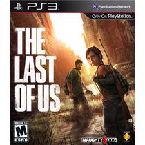 The Last Of Us 100% Em Português Mídia Física Ps3