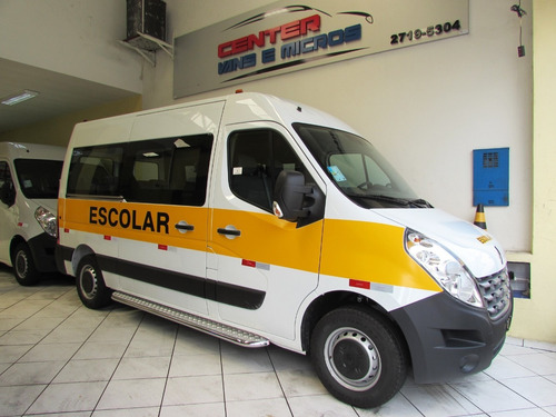 Van Escolar Renault Master Escolar 20 Lugares