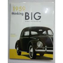 Quadro Placa Madeira Anos 50 Cinquenta Vw Fusca Volkswagen