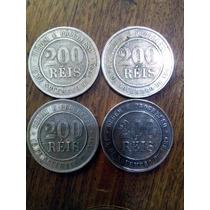 200 Réis 1889 -1898