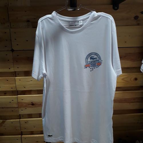 Camiseta Lacoste Original Peruana Lançamento Promoção 02206fd847