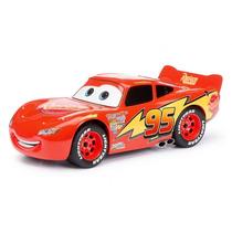 Miniatura Relampago Mcqueen Schuco Cars Disney 1/18