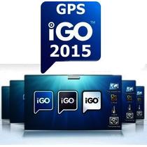 Atualização Gps Tela 3,4,5,6,7 2015 Igo 8 Amigo Primo Baixar