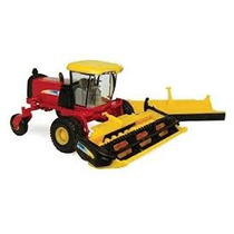 Ertl New Holland Tractor H8080 Self Propelled Windrower 2014