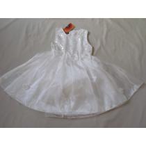 Vestido Infantil Festa / Casamento / Florista Off White