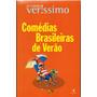 309 Lvs- Livro 2009 Comédias Brasileiras De Verão, Veríssimo