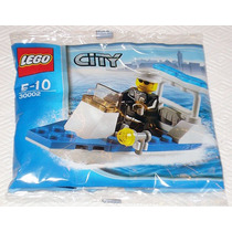 Lego 30002 - Police Boat - City