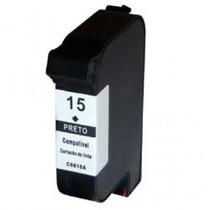 Cartucho Compatível Hp 15 6615 P/ Deskjet 810c / 710c / 812c