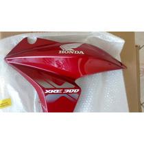 Carenagem Esquerda Xre300 Vermelha 2014- Original Honda