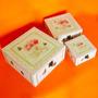 Kit 3 Caixas Decorativas Porta Objetos Organizadoras Madeira