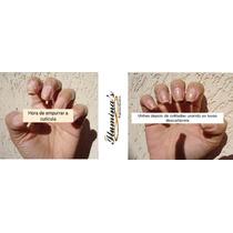Kit Manicure E Pedicure Descartável Com Creme (25 Unidades )