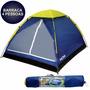 Barraca Camping Tenda Iglu 4 Pessoas Mor Acampamento
