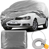 Capa Para Cobrir Carro Forro Impermeável Volkswagen Golf P