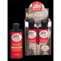 Guitar Gloss - Polidor Especial Para Instrumentos Musicais