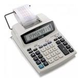 Calculadora Eletrônica E Impressora 12 Digitos Ma5121+ Fonte