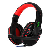 Headset Fone Gamer Ps4 Xbox Celular Ios Android Microfone