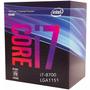 Processador Intel Core I7 8700 Lg 1151 3 2ghz 12mb C  Cooler