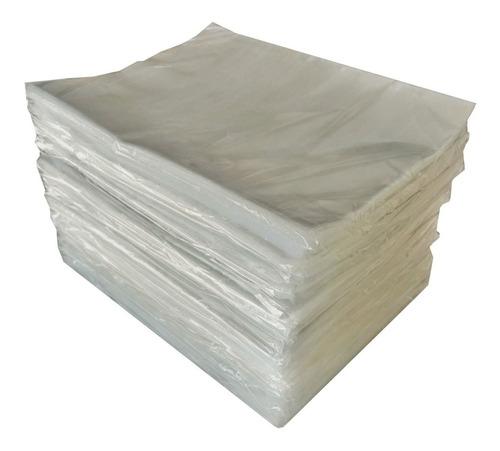 Saco Plástico Transparente 25x35 200 Unidades Aproxi