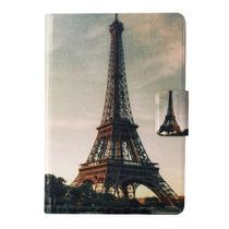 Capa Luxo Kindle Paperwhite Magnética Paris Sleep On / Off