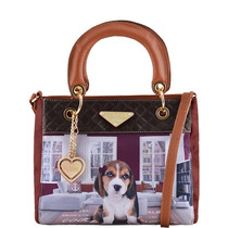 Bolsa Rafitthy Be Forever Beagle Words