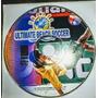 Playstation 2 - Futebol De Praia Prensado Dourado Patch