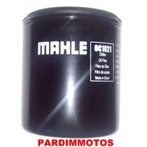 Filtro Oleo Harley Davidson Malhe Metal Leve Ph6022 Fram