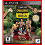 National Geographic Challenge Wild Life Frete10,00 Td Brasil