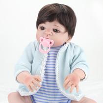 Frete Gratis Boneco Bebe Reborn Menino Corpo Silicone