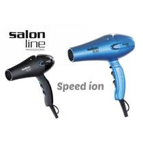 Secador Speed Ion Salon Line 2300w 220v Preto
