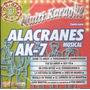 Cd Karaoke: Alacranes Musical Y Aka-7 Exitos Karaoke: Alacra