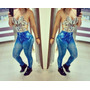 Calça Legging Jeans - Super Fashion | Leg | Denim | Leging