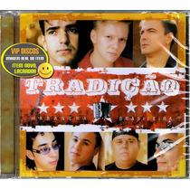 Cd Grupo Tradição Michel Teló Habanera Brasileira Raro