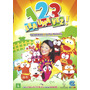 Dvd 1 2 3 Era Uma Vez! Historinhas E Clipes Musicais