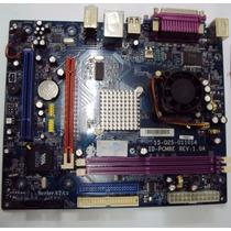 Placa Mae Pcware Pc3000e Ddr2 15-q25-011014