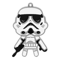 Pendrive Star Wars Stormtrooper- Multilaser - 8gb - Pd039