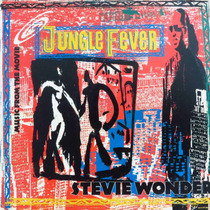 Lp Stevie Wonder Jungle Fever Vinil Raro